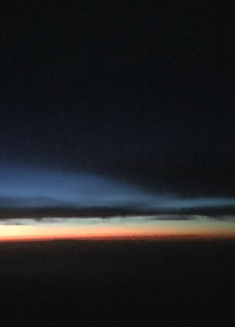 A picture containing night sky Description automatically generated